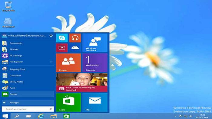 Prezentare Windows 10